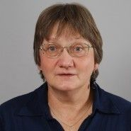 Beratungsstellenleiterin Christel Pampus in 42329 Wuppertal