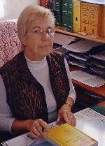 Beratungsstellenleiterin Karin Flößner in 09603 Großschirma