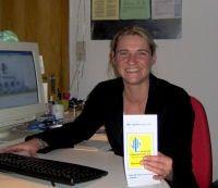 Beratungsstellenleiterin Eva Stalp in 65510 Hünstetten