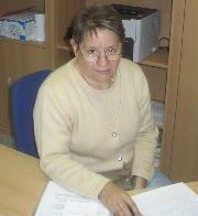 Beratungsstellenleiterin Barbara Panno in 74423 Obersontheim