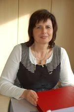 Beratungsstellenleiterin Sabine Radwan in 07330 Probstzella